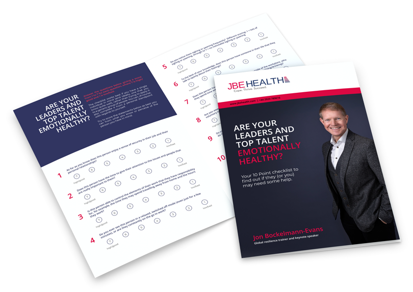Download your resilient leaders checklist